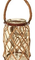 GLASS BOTTLE JUTE CROIX LARGE4