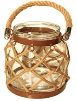 GLASS BOTTLE JUTE CROIX SMALL3