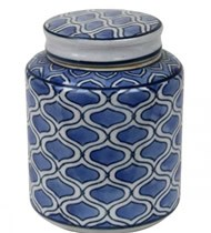 LIDDED JAR PINCH BLUE2