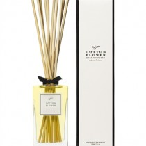 Sohum - cotton flower reed diffuser