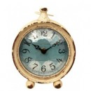 CLOCK SIMPLA CREAM