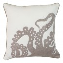 LONE OCTOPUS NEUTRAL CUSHION