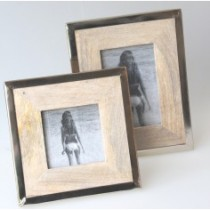 4 x 4 summer limed frame