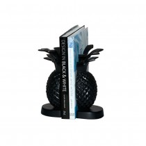 bronze pineapple bookends